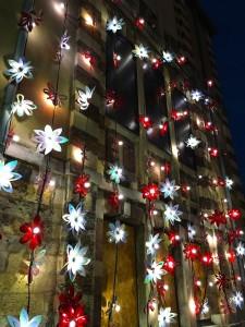 Mur des lumières